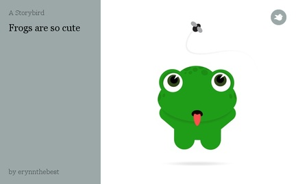 Frogs are so cute