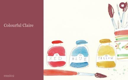 Colourful Claire