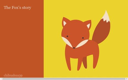 The Fox's story