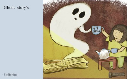 Ghost story's