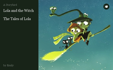 Lola and the Witch  The Tales of Lola