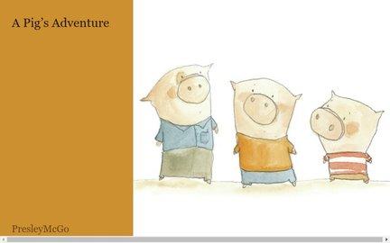 A Pig's Adventure