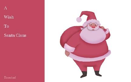 A  Wish  To  Santa Claus