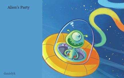 Alien's Party