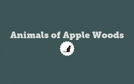 Animals of Apple Woods