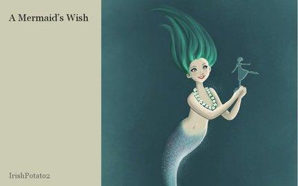 A Mermaid's Wish