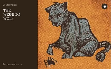 THE  WISHING  WOLF