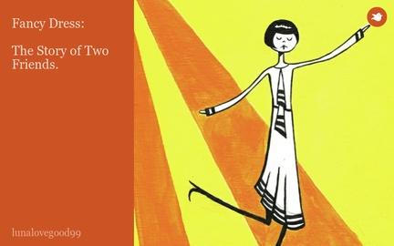 Fancy Dress:  The Story of Two Friends.