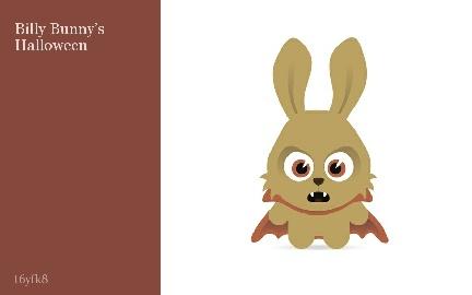 Billy Bunny's Halloween