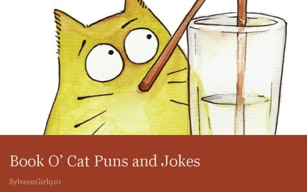 Book O' Cat Puns and Jokes