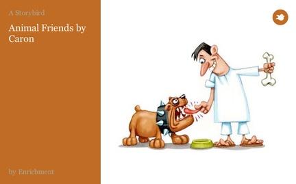 Animal Friends by Caron