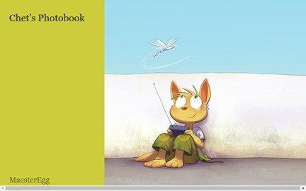 Chet's Photobook