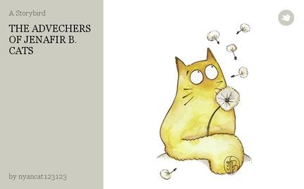 THE ADVECHERS OF JENAFIR B. CATS