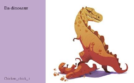 Da dinosaur