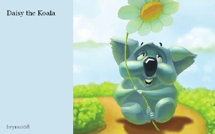 Daisy the Koala