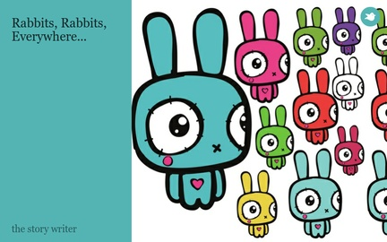 Rabbits, Rabbits, Everywhere...