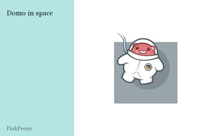 Domo in space
