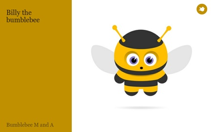 Billy the bumblebee