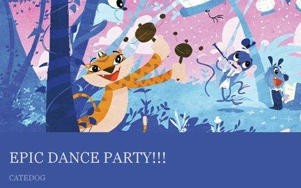 EPIC DANCE PARTY!!!