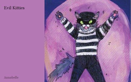 Evil Kitties