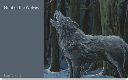 Hunt of the Wolves