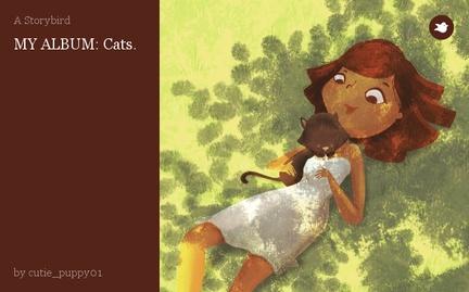 MY ALBUM: Cats.