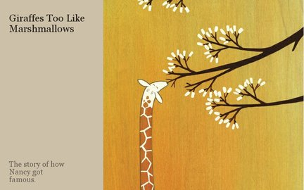 Giraffes Too Like Marshmallows