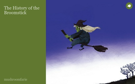 The History of the Broomstick