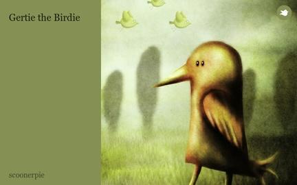 Gertie the Birdie