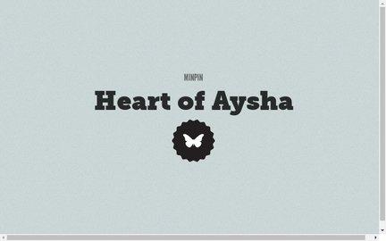 Heart of Aysha