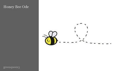 Honey Bee Ode