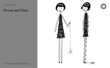 Deena and Nina