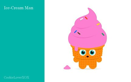Ice-Cream Man