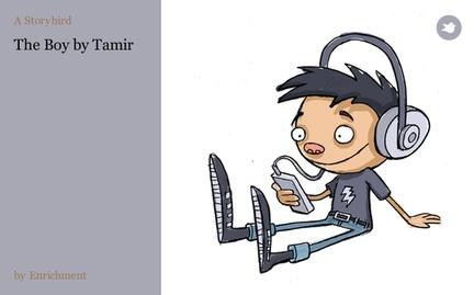 The Boy by Tamir