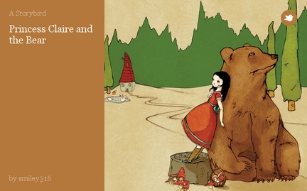 Princess Claire and the Bear
