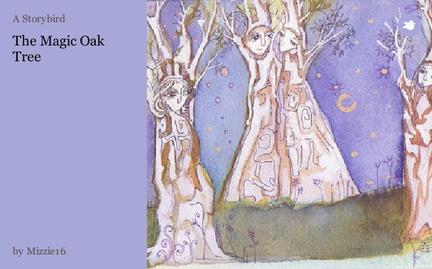 The Magic Oak Tree