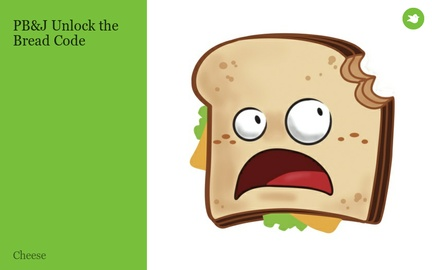 PB&J Unlock the Bread Code