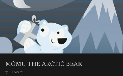 MOMU THE ARCTIC BEAR