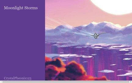 Moonlight Storms