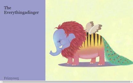 The Everythingadinger