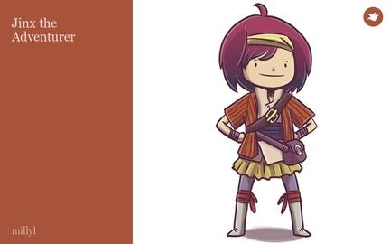 Jinx the Adventurer