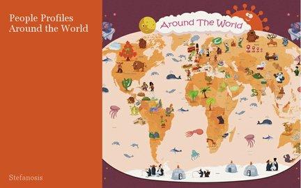 People Profiles Around the World