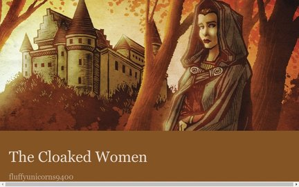 The Cloaked Women