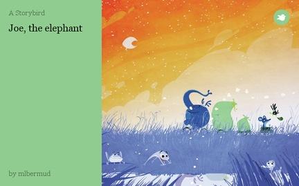 Joe, the elephant