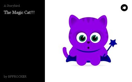 The Magic Cat!!!