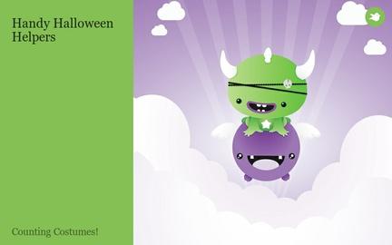 Handy Halloween Helpers