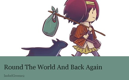 Round The World And Back Again