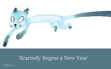 Scarredy Begins a New Year
