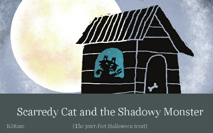 Scarredy Cat and the Shadowy Monster