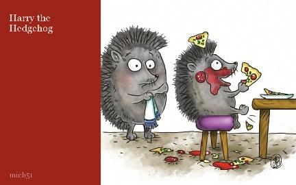 Harry the Hedgehog